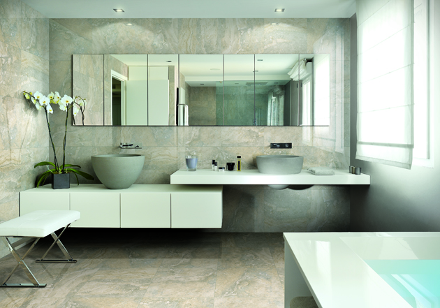 le nuove tendenze dell'arredo bagno - www.stile.it - Arredo Bagno Esempi