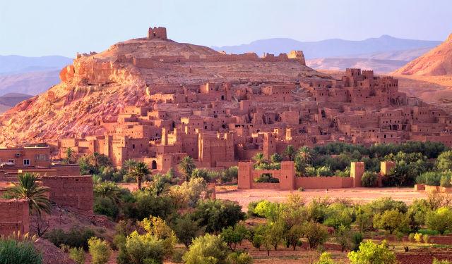 Aït Benhaddou, Marocco