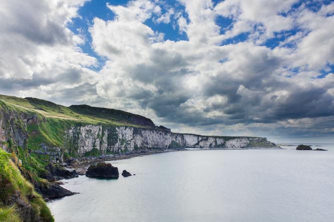 Ballintoy Harbour Irlanda del Nord