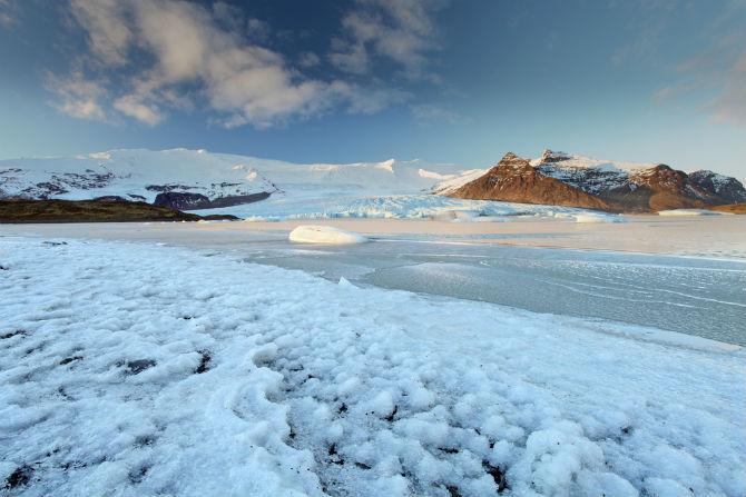 Ghiacciaio Vatnajökull, Islanda
