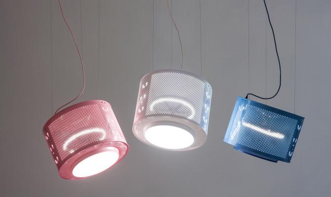 baga lampadari : Il cestello della lavatrice non lo buttare