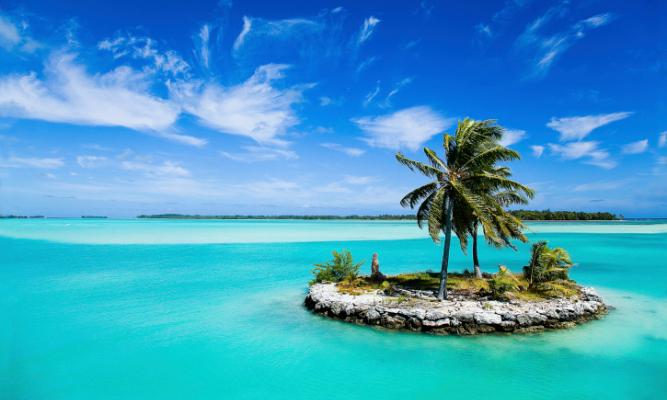 dieci isole da sogno