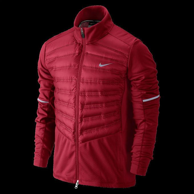 buy online a3798 46834 Nike dà aria al piumino da running - www.stile.it