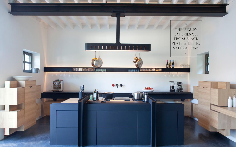 Kitchen Kulture Le Mille Personalità Della Cucina Www.stile.it #2C4362 1500 937 Piccole Immagini Di Design Della Cucina