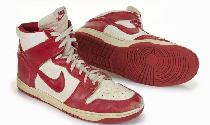 scarpe nike basket anni 80