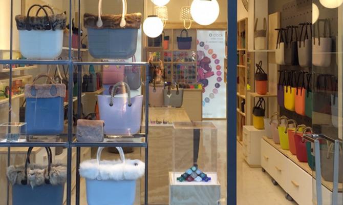 O bag cala un poker di negozi a Milano - www.stile.it f5453c978ef