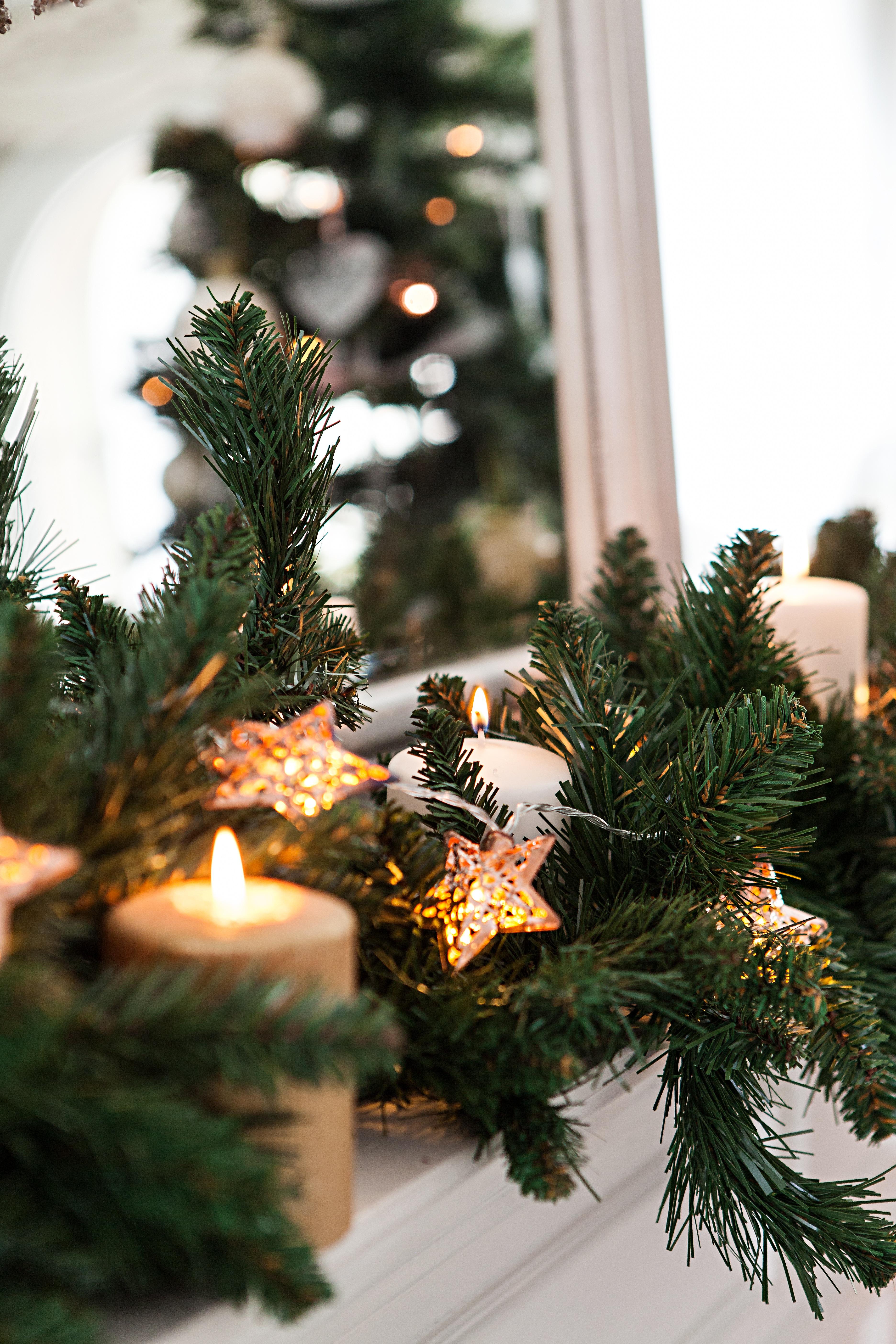 Home Decor Natalizio: Parola All'esperta #C89003 3744 5616 Come Addobbare Una Sala Da Pranzo Per Natale