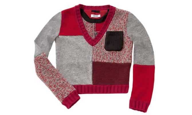 Il progetto eco friendly di moschino recycled knits for Progetti di edilizia eco friendly