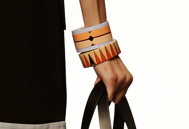 I maxi gioielli dell'estate 2013 - Bracciale Fendi - 20 di 30