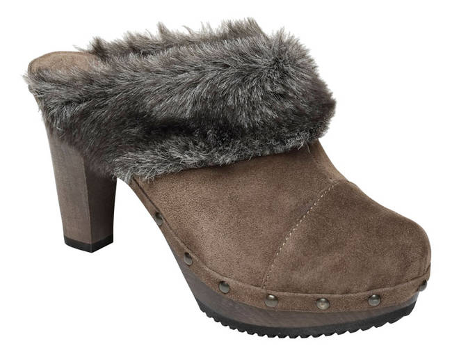 Per un caldo Natale - Zoccolo Scholl Fashion - 8 di 17