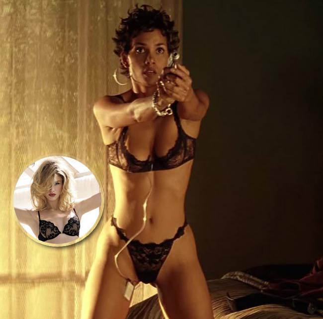 Speciale lingerie. Sexy come al cinema - Halle Berry scena film Codice: Swordfish - 7 di 20