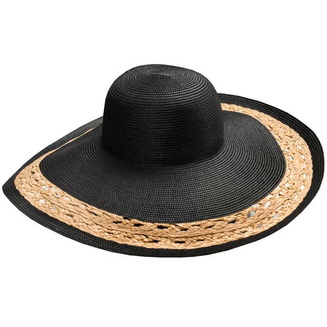Zara Accessori estate 2012 - Zara 2012 - cappello nero - 5 di 14