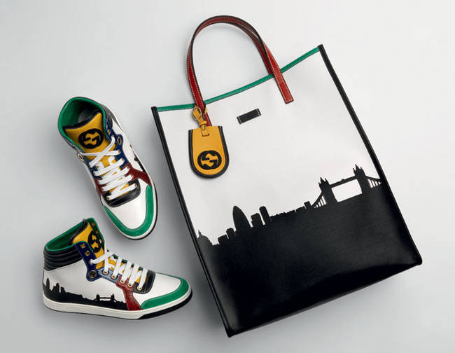 Gucci presenta la nuova City Collection - Sneakers e Borsa Gucci City Collection - 4 di 7