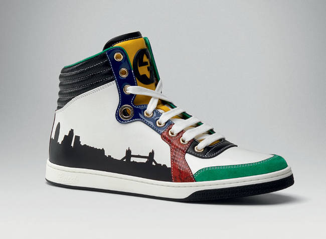 Gucci presenta la nuova City Collection - Sneaker Gucci City Collection - 2 di 7