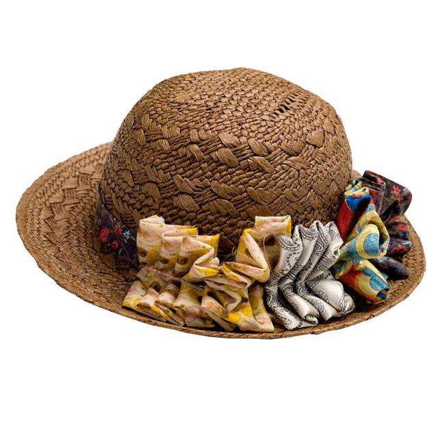 Zara Accessori estate 2012 - Zara 2012 - cappello di paglia - 4 di 14