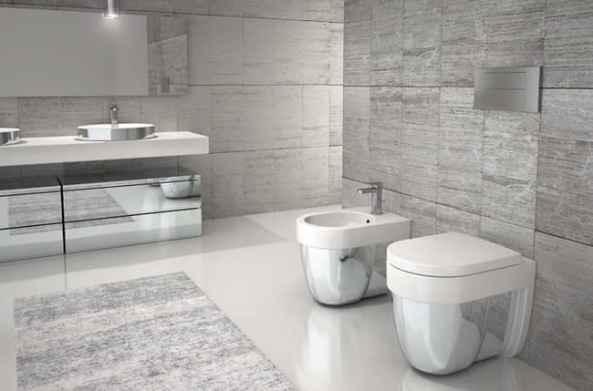 Un bagno di design