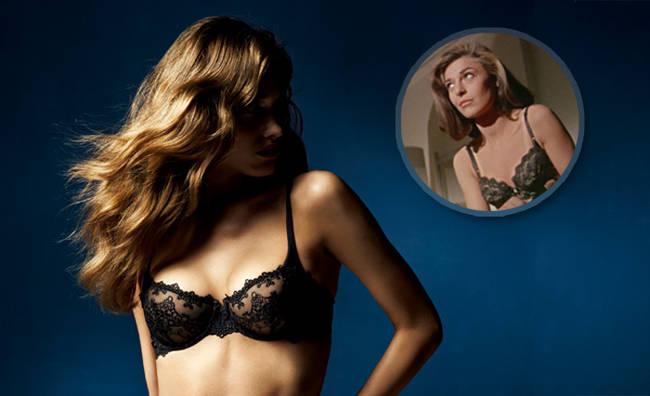 Speciale lingerie. Sexy come al cinema - Reggiseno in pizzo Triumph - 16 di 20