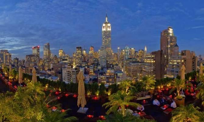 New york dormire al chiaro di luna for Dormire a manhattan