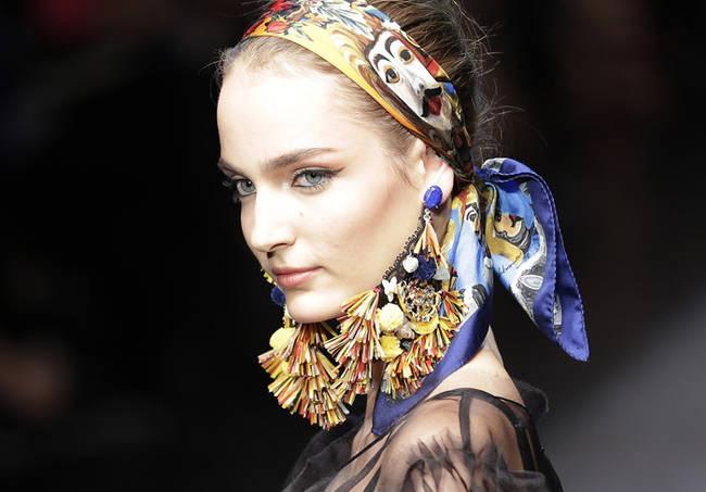 I maxi gioielli dell'estate 2013 - Orecchini Dolce e Gabbana - 11 di 30
