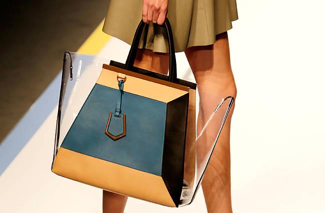 Bye bye tracolla! Le borse dell'estate 2013 - Borsa Fendi - 23 di 30