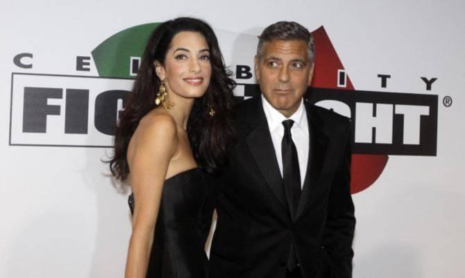George Clooney <br>