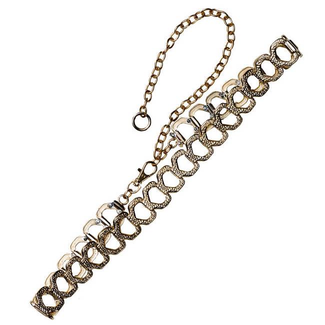 Zara Accessori estate 2012 - Zara 2012 - bracciale lavorato - 12 di 14