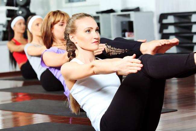 Contro cellulite e stress c'è il pilates - 2 di 8