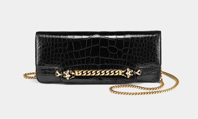 L'estate delle borse Gucci - Borsa Gucci pitone nero estate 2012 - 2 di 11