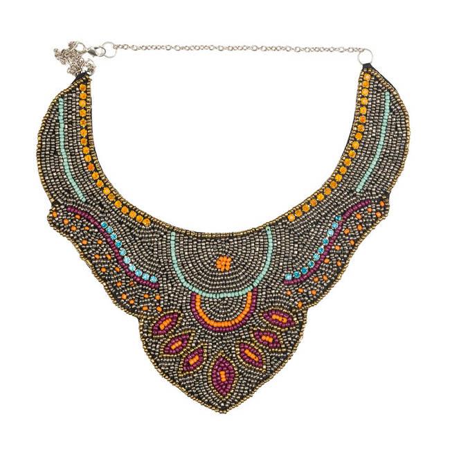 Zara Accessori estate 2012 - Zara 2012 - collana con perline - 9 di 14