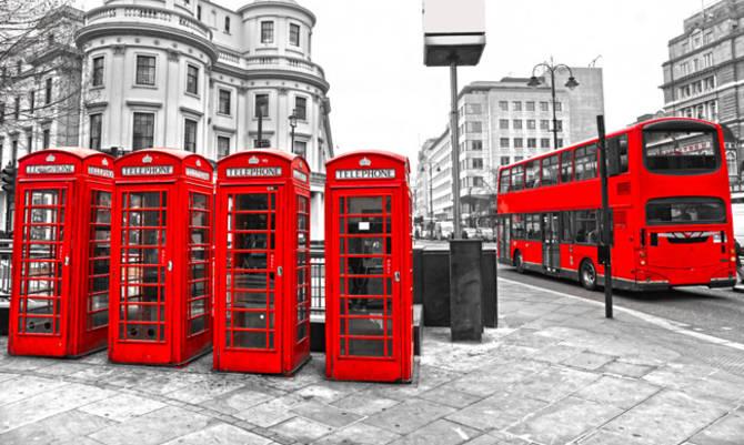 London style il design parla inglese for Cabina telefonica inglese arredamento