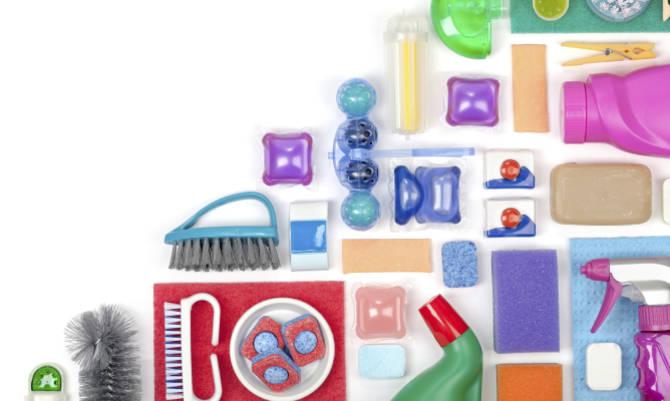 Detergenti casa