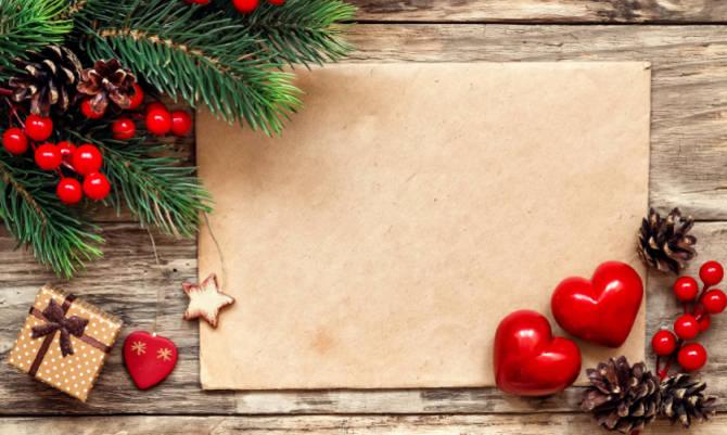 Biglietti di auguri 3 idee originali for Cartoline di auguri per natale