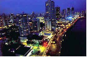 Città di Panamá: l'antico e il moderno