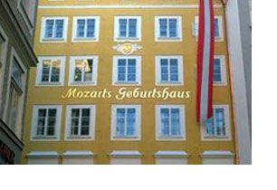 La città di Mozart