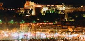 Monaco, la citta' edonistica