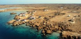 Isole Dahlak, sogno africano