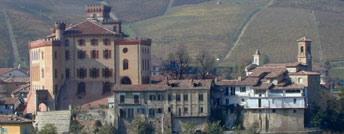 Barolo, vino e castelli