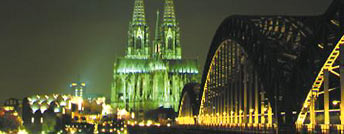 Colonia, la città del Duomo