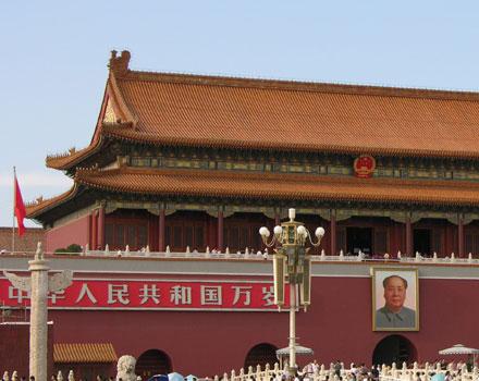 Cina: l'impero del sole