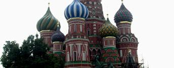 Mosca, ieri e oggi