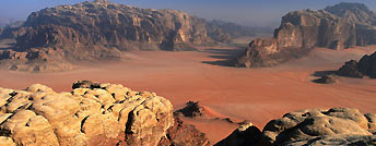 Dal Wadi Rum al Mar Morto