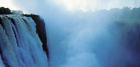 Un tuffo nelle Victoria Falls