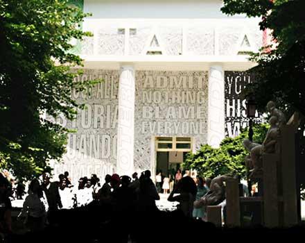 El Cairo – Venezia: direzione biennale