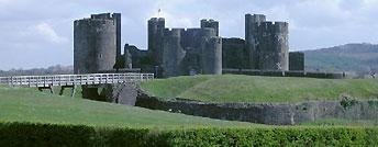 Il castello della Dama Verde