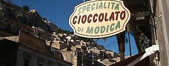 Weekend. A Modica con l'Eurochocolate