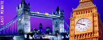 Il Tower Bridge ed il Big Ben a Londra