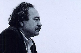 Il pittore e scultore Jannis Kounellis
