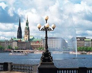 Amburgo, la città sull'acqua
