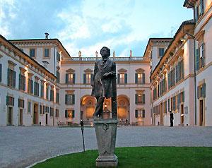 Hotel. Soggiorni d'arte a Villa Borromeo