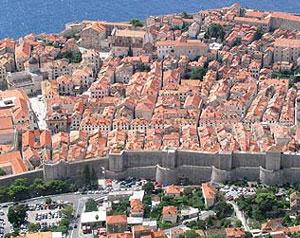 Dubrovnik, Croazia di pietra
